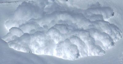 Avalanche : c'est quoi un aérosol?