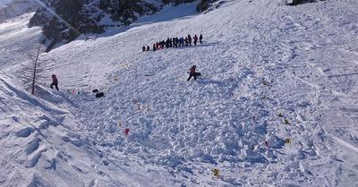 Le risque d'avalanche est toujours élevé