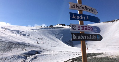 Les 2 Alpes : ouverture du glacier et Outdoor Festival