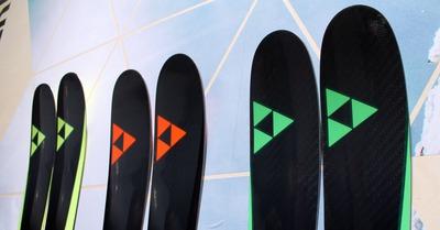 Skis Fischer 2018