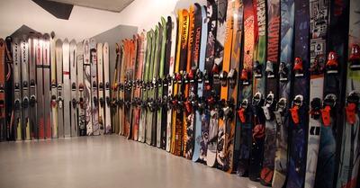 Ski Des Skis De Légende
