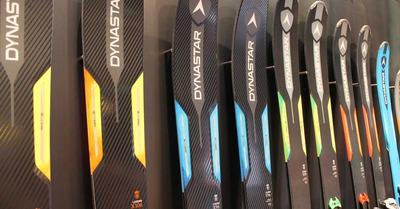 Skis Dynastar, Lange et Look 2018