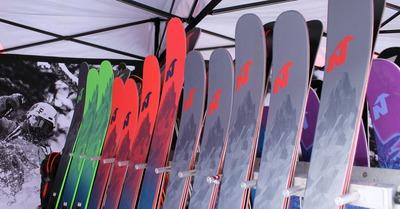 Skis Nordica 2018