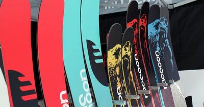 Skis Raccoon 2018