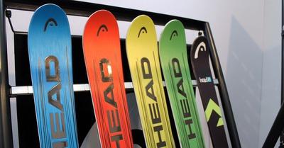 Skis Head 2018