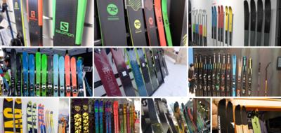 Skis 2018 : la totale