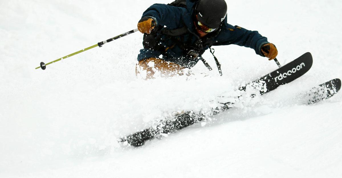 Test Privé : Skis Raccoon