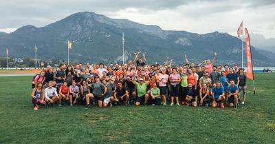 High Five : entrainez-vous avec les athlètes The North Face