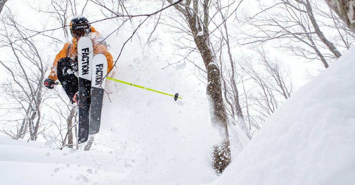 Test Privé : skis Faction