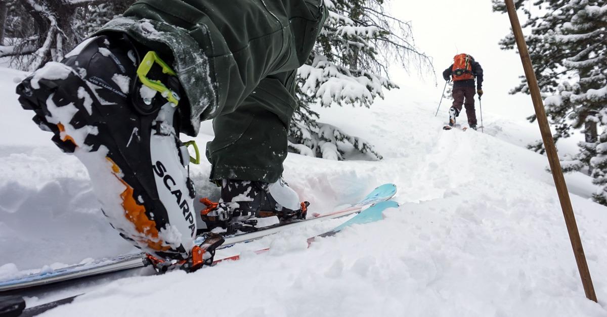Test Privé : chaussures de ski Scarpa