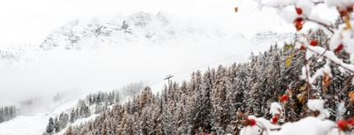 Premières chutes de neige : premier bilan