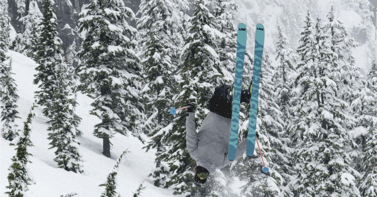 Test Privé : skis Line