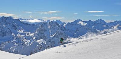 Les 5 bonnes raisons de venir skier au Grand Tourmalet