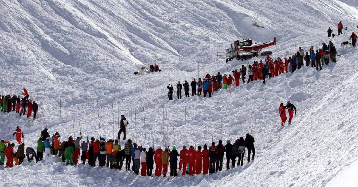 Quelle responsabilité pour les skieurs en cas d'avalanche ?