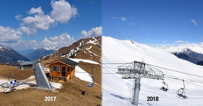 Avril : 2017 vs 2018