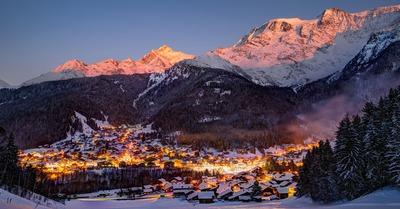 6 bonnes raisons d'aller skier aux Contamines