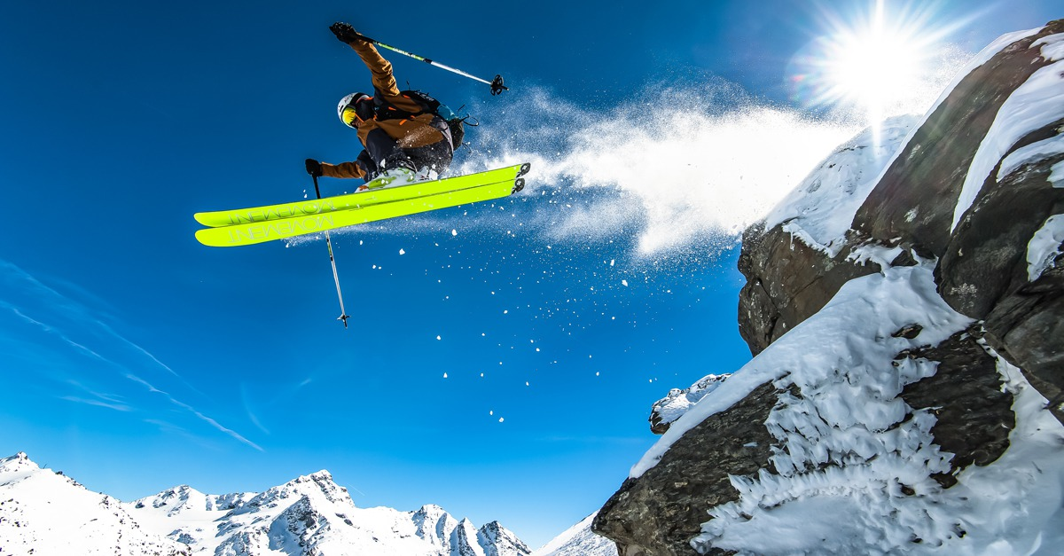 Test Privé : skis Movement