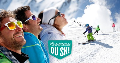 Le Printemps du Ski 2018