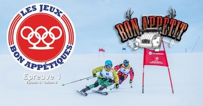 Jeux Bon Appétiques 2018 part1