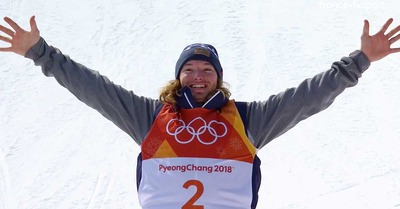 [JO Pyeongchang] David Wise champion olympique