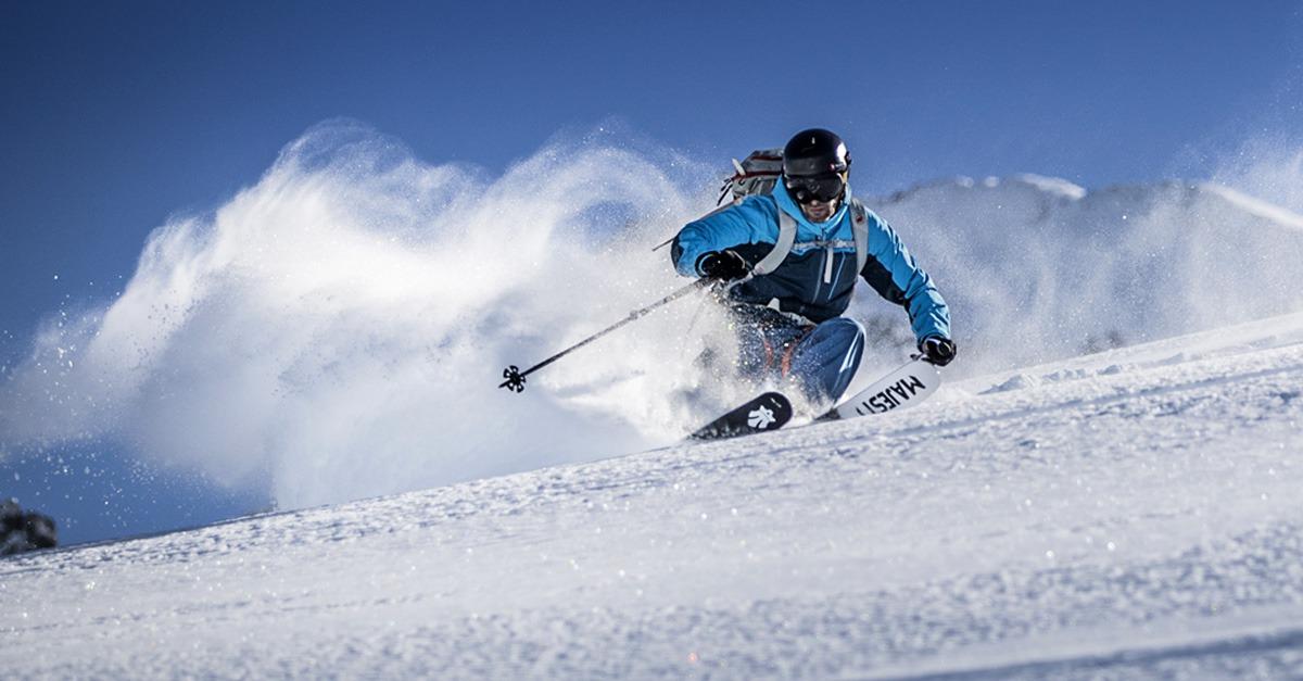 Test Privé : skis Majesty 2019