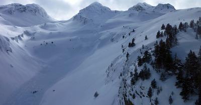 Avalanches : série noire