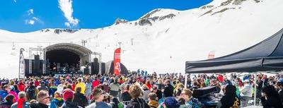 Les festivals en station - 2018