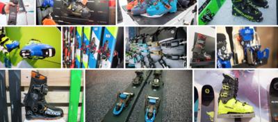 Chaussures et fixations de ski 2019