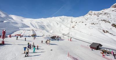 Le ski de printemps à Cauterets