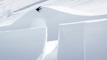 Natural Games : un contest de slopestyle atypique