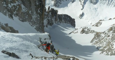 Cham'Lines S5Ep4 : Couloir Barbey