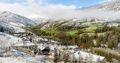 14 Mai : retour remarquable de la neige