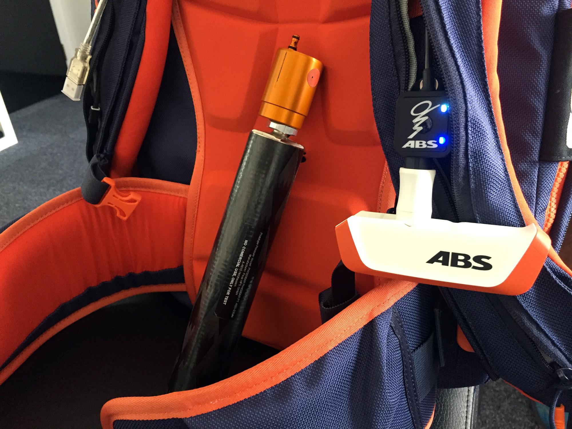 fd9e13e2f0 Ski : Dr Matos : les sacs airbags