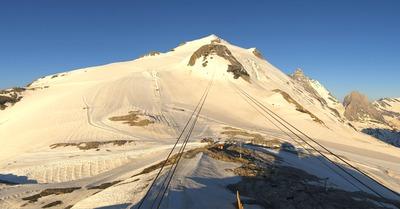 23 juin : Ouverture du glacier de Tignes