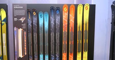 Skis Scott 2019