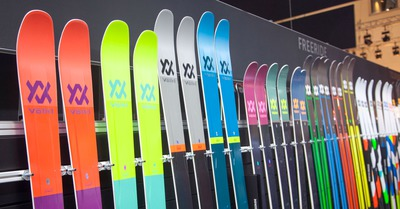 Skis Völkl, Marker et Dalbello 2019
