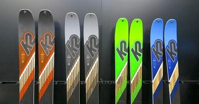 Skis K2 2019