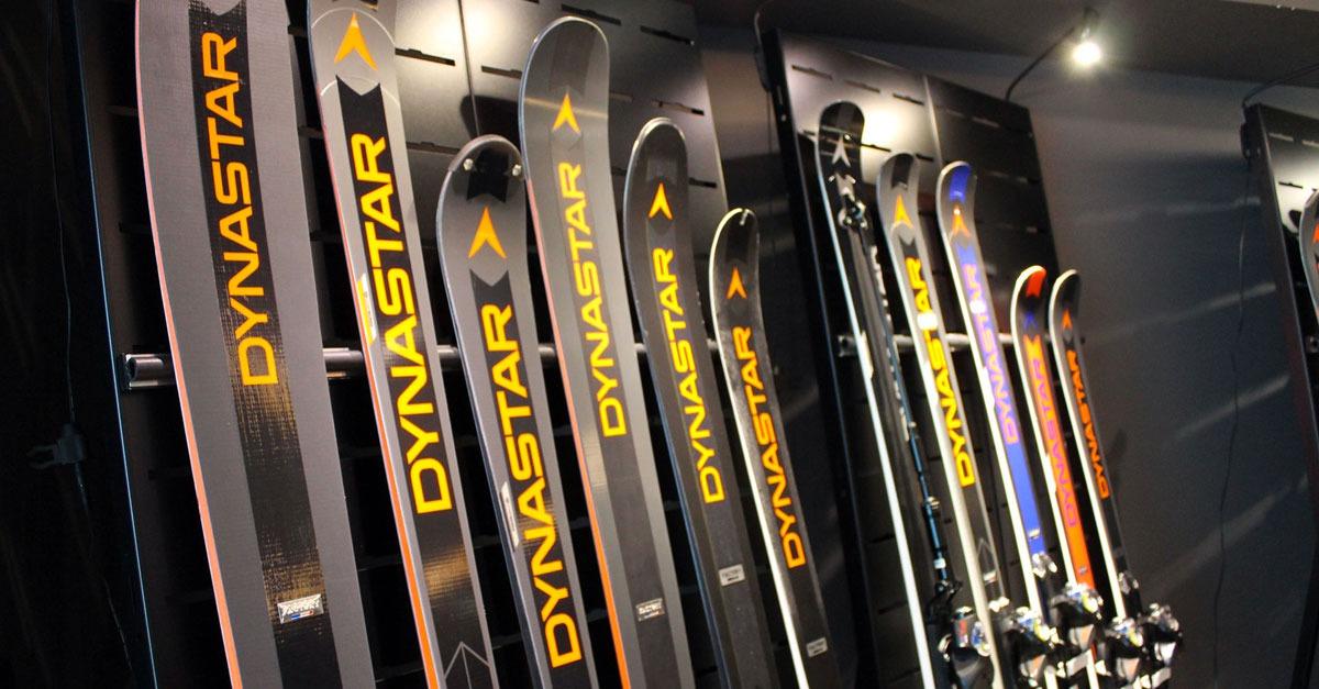 Skis Dynastar, Lange et Look 2019