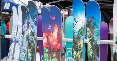 Skis Icelantic 2019
