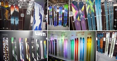 Skis: petites marques 2019