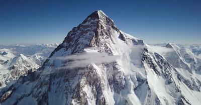 Vidéo : la descente à ski du K2