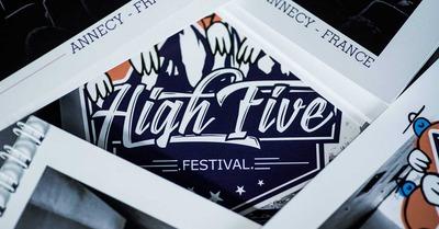 High Five Festival 2018 : c'est parti !