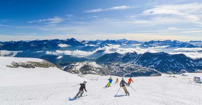 Où skier cet automne?