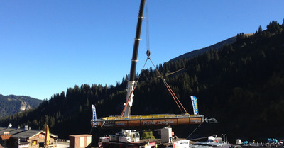 Les nouveautés dans les domaines skiables de Haute-Savoie