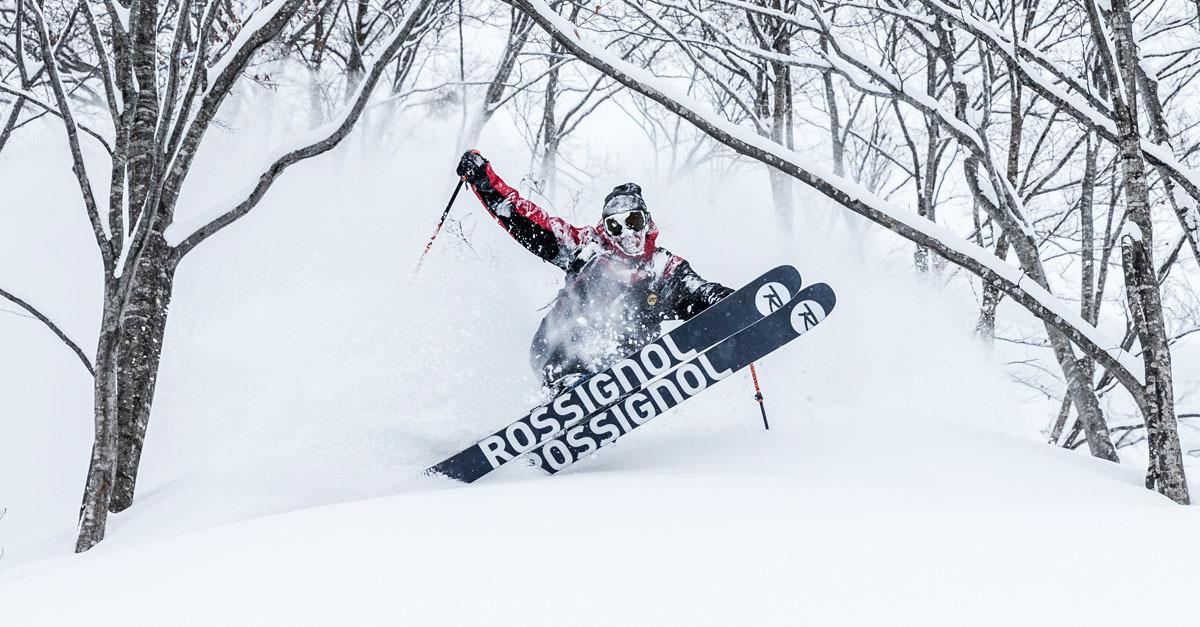 Test Privé - Skis Rossignol Black Ops