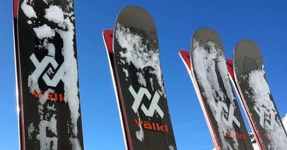 Test Privé : skis Völkl M5 Mantra
