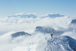 Fribourg : sur les traces des skis et des crayons