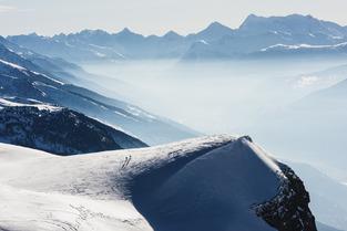 La Suisse : portrait hivernal