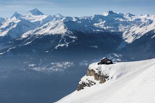 Suisse : portrait hivernal