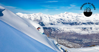 Skipass en Valais